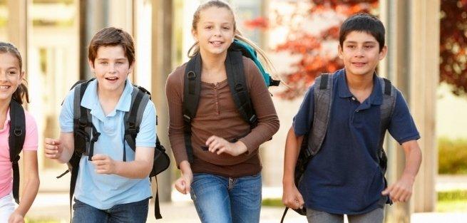 Школа объявила надзор за учениками