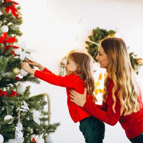 10 лайфхаков, как создать новогоднее настроение (если вы уставшая мама)