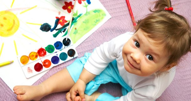Как научить ребёнка рисовать, если вы не умеете