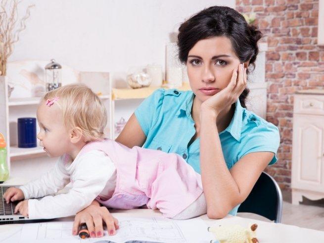 Где маме найти время: 6 советов, которые работают
