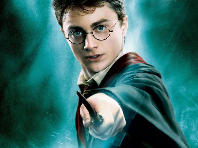 Новая книга о Гарри Поттере  выйдет в конце ноября