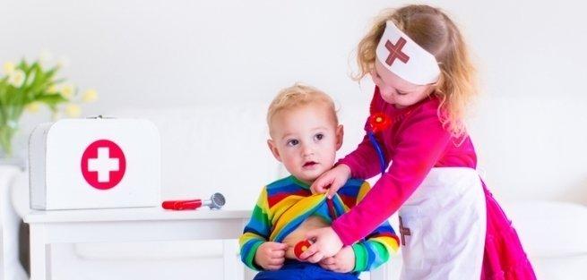 Актуальный вопрос: прививки в детском саду