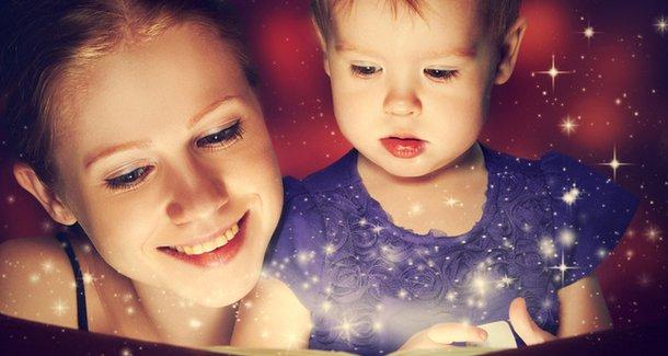 Перед сном: как рассказывать сказки ребёнку