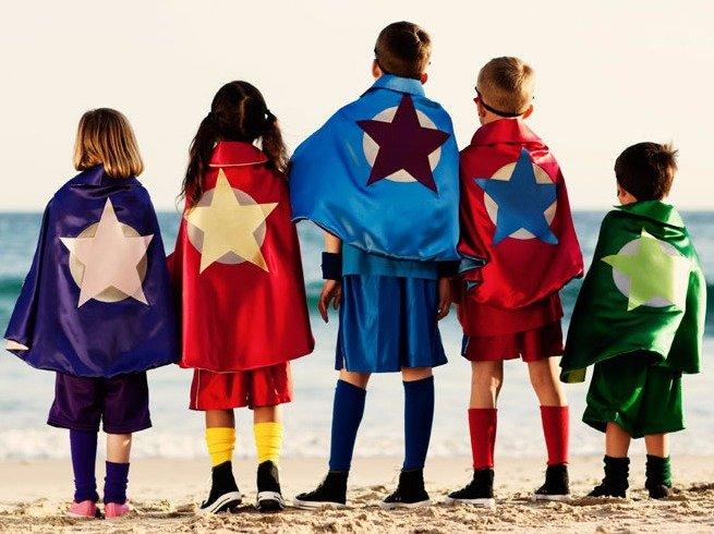 Героические поступки детей