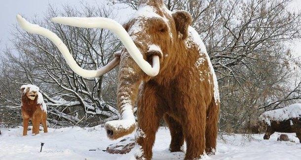 В Москве открывается парк ледникового периода