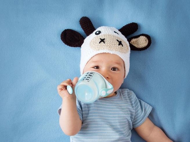 Коровье молоко вредно детям в возрасте до года