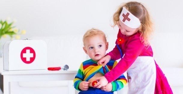Прививки в детском саду