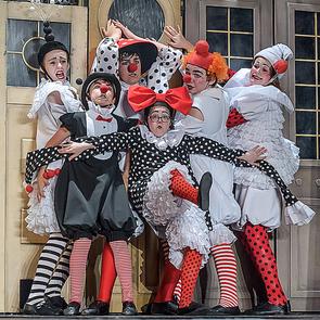 Проведите каникулы вместе с «Пеппи Длинныйчулок» и «Ромео и Джульеттой»