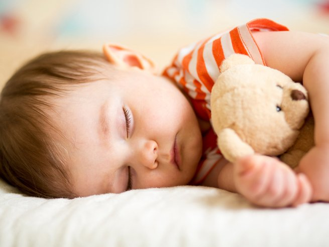 Проблемы со сном у ребенка в 2 года