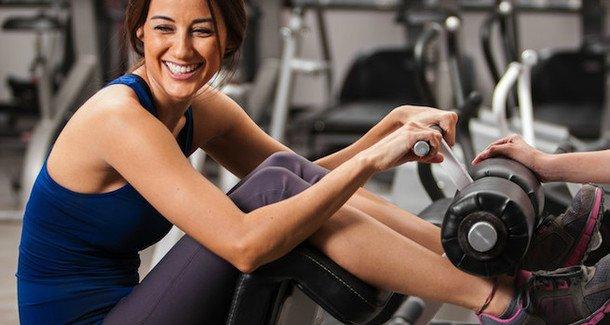 Лучшие упражнения для стройности ног