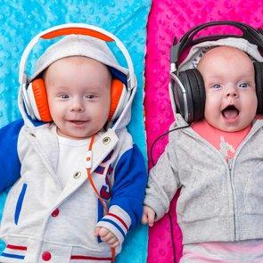 Песенки-потешки для вашего малыша