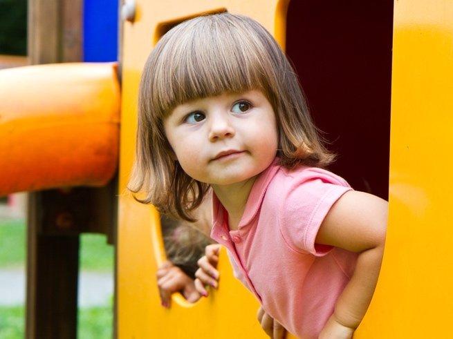 Этикет на детской площадке