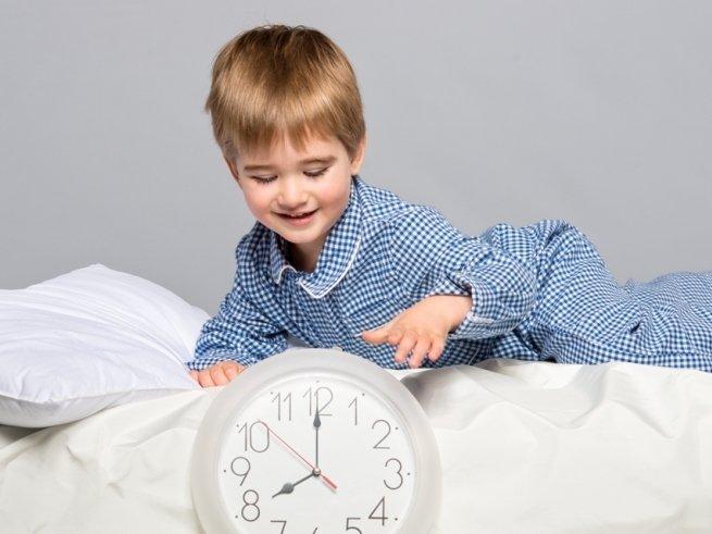 Как уложить дошкольника спать без капризов