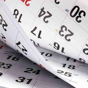 Утвержден график выходных дней в 2019 году