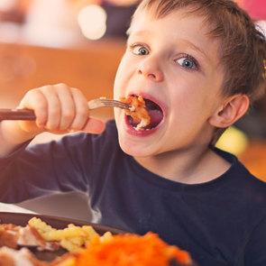 Ученые: вес ребенка не связан с его питанием