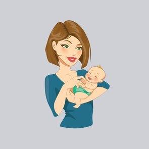 Почему вы должны носить ребёнка на руках
