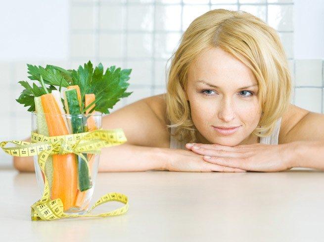 Как сесть на диету