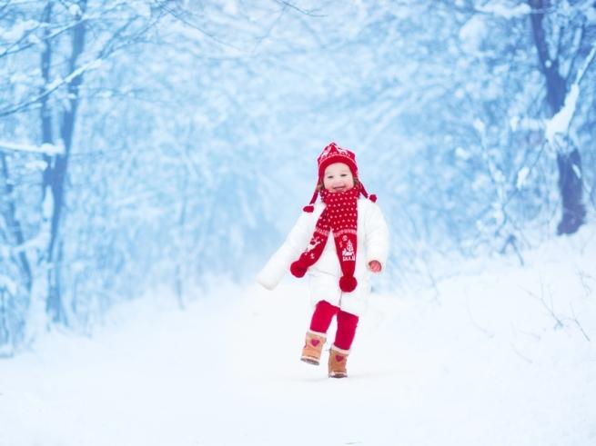 Зимняя одежда для ребёнка: правила выбора