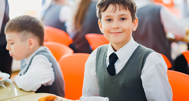 В Роспотребнадзоре обратили внимание на питание детей в школах и детсадах