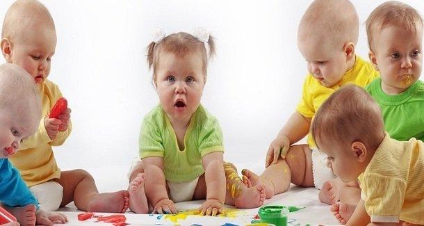 В каком возрасте ребёнка можно отдавать в ясли