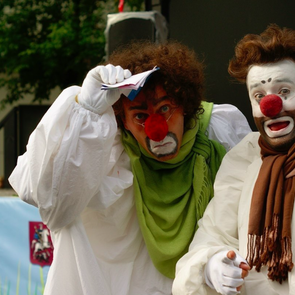 Культурный ажиотаж и интеллигентная клоунада в  арт-кафе «ДуровЪ»