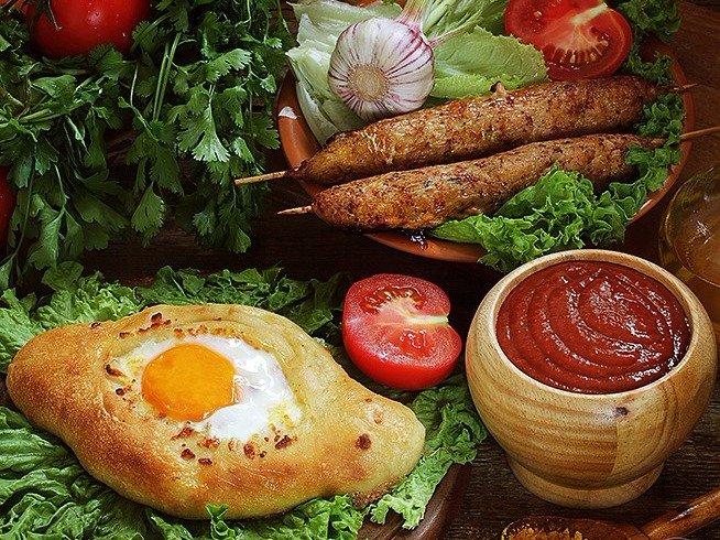 Ну очень вкусно: лучшие блюда кавказской кухни