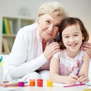6 признаков, что ваша мама будет отличной бабушкой