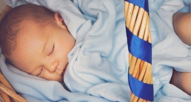 Почему плохо спит ребёнок в 2 месяца?