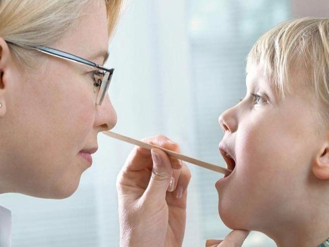 Лечение стоматита у детей 4 лет