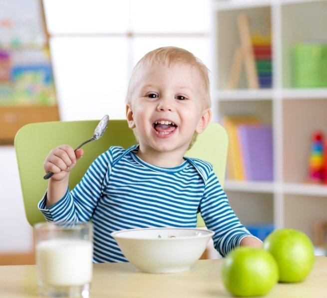 Молочные реки: 11 рецептов супов для малышей на основе молока