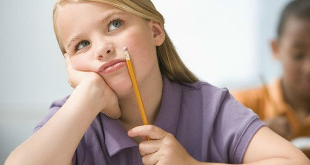 Лечение рассеянного внимания у ребенка