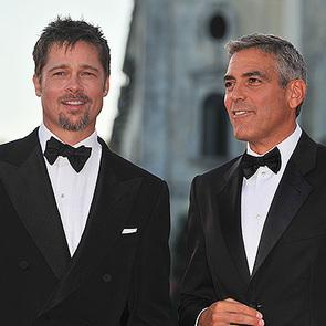 Клуни выбрал для Питта подходящую пару