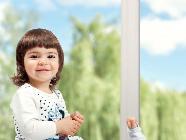 Чем сбить температуру у ребёнка в 1 год?
