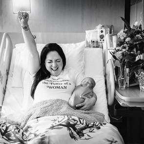 Роды без цензуры: 15 невероятных фото
