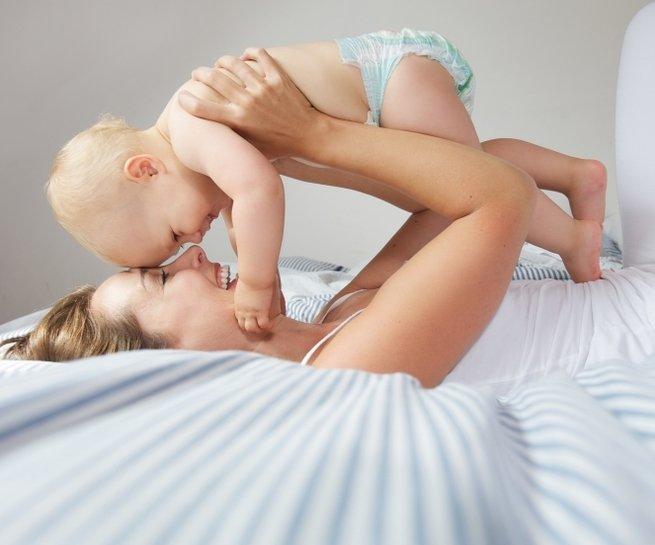 Важные правила совместного сна с ребёнком