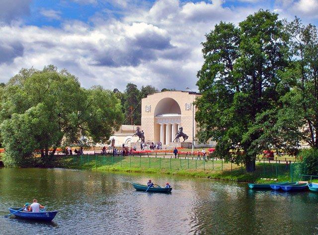 Парк Кузьминки:  самые интересные события июля