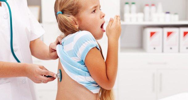 Лечение простуды и ОРВИ у детей 7 лет