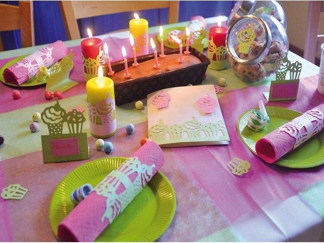 Как организовать день рождения ребёнка в детском саду