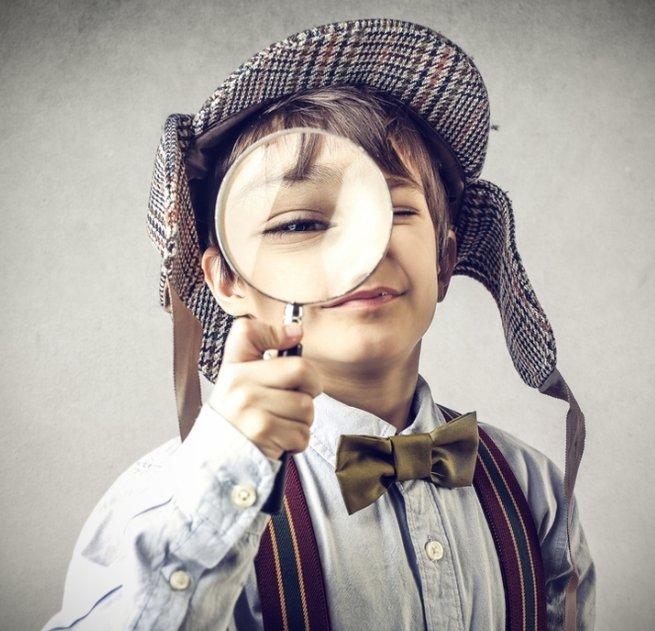 Маленький Шерлок: 15 игр, развивающих наблюдательность