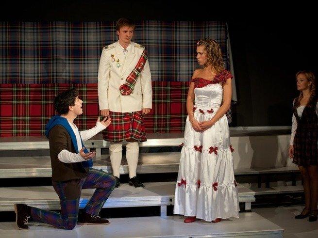 В Московском «Театре ЖИВ» можно увидеть «Волшебную красоту Оливии»