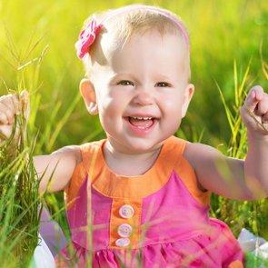 Развитие ребёнка в 8 месяцев