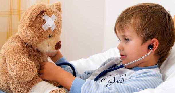 Как вылечить больное горло ребенку 3 лет