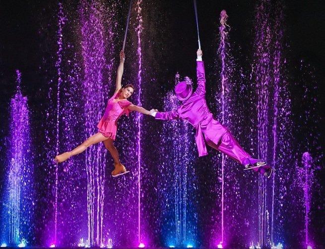 В цирке танцующих фонтанов «Аквамарин» открывается новый сезон