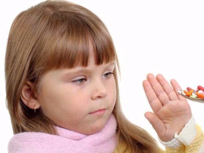 Лечение кашля у детей 5 лет