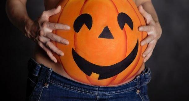 12 ужасных костюмов беременных на Хэллоуин