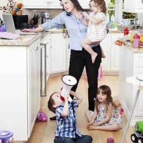 5 причин, почему неработающие мамы завидуют работающим