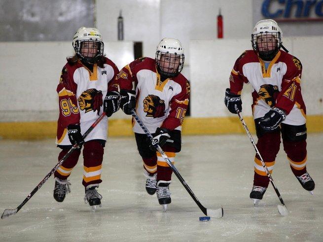 Детский хоккейный турнир «Кубок Гризли» ждёт болельщиков