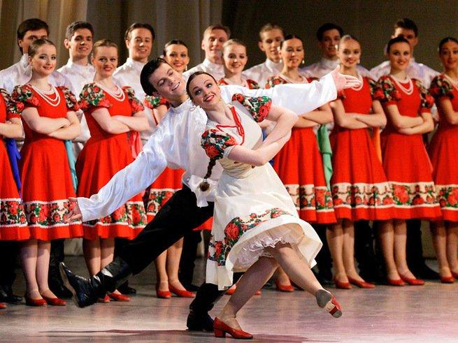 В Николаевском дворце пройдёт праздник русского фольклора