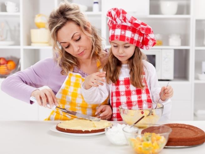 3 блюда, которые можно готовить вместе с ребёнком