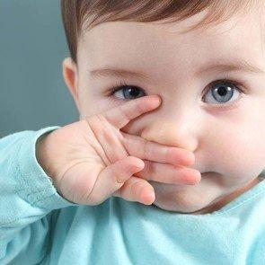 Как снять отек слизистой носа у ребенка